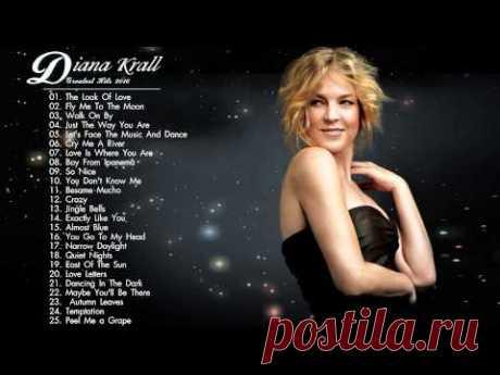 Diana Krall Greatest Hits - Diana Krall Playlist