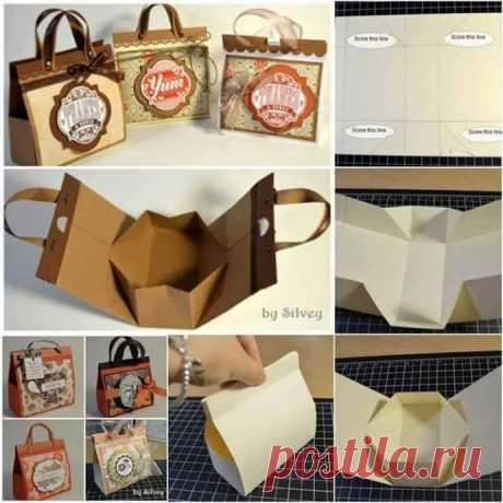 Простые идеи красивой упаковки подарков