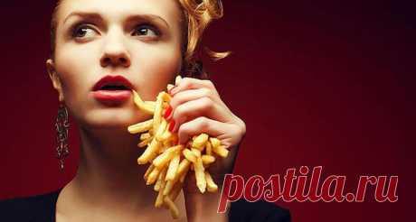 Как отучить себя переедать после ужина: 6 способов