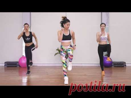 День 4: Тренировка всего тела - 7 дней похудания | Eva Fitness