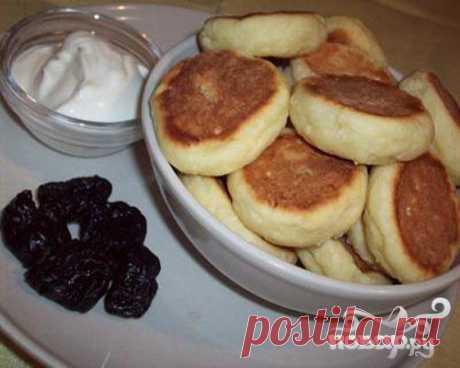 Сырники (творожники) в духовке - пошаговый рецепт с фото на Повар.ру