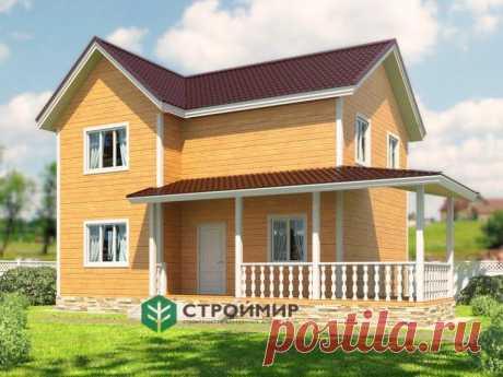Каркасные дома под ключ в Брянске и Брянской области - проекты и цены