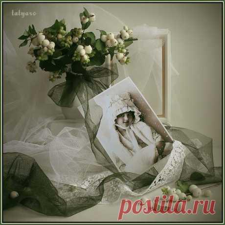 Детский альбом (3) | Фото в стиле ретро oт Тatyaro