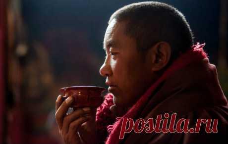 Тибетский рецепт молодости.