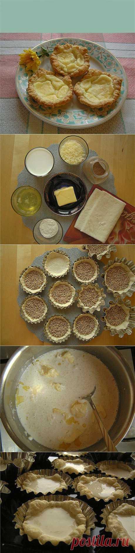 Простота и изыск пирожков с сыром