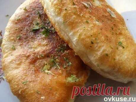 Воздушные жареные пирожки - Простые рецепты Овкусе.ру