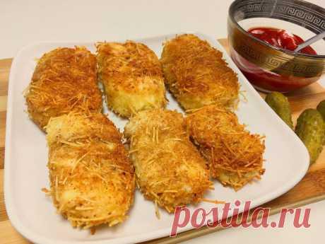 Вот такой картофель вы точно еще не пробовали. Удивите всех таким блюдом - Вкусные рецепты - медиаплатформа МирТесен