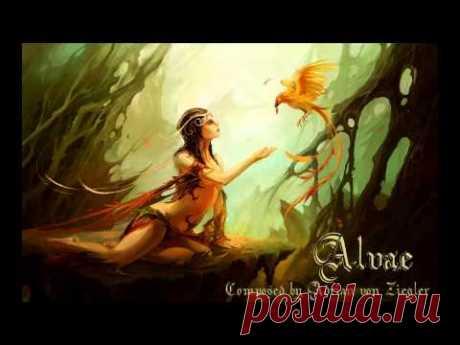 Celtic Fantasy Music - Alvae - YouTube