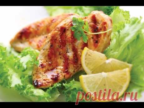 La cena rápida \/ el filete\/salatik\/elektro de gallina el grill GFgrill