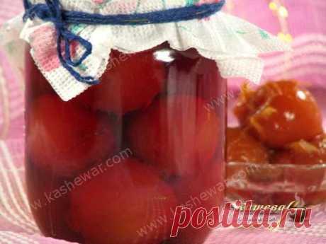 Маринованные сливы пошаговый рецепт с фото | Кашевар