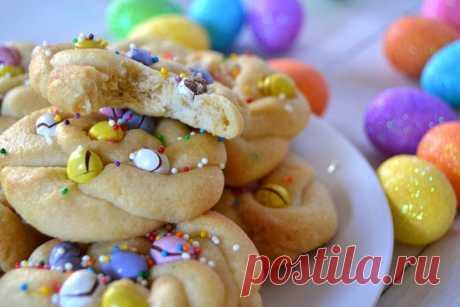 Пасхальное печенье рецепты с фото | Волшебная Eда.ру