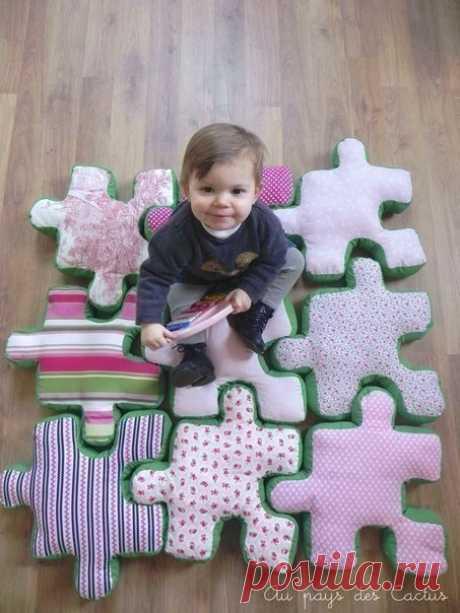Pillows - puzzles