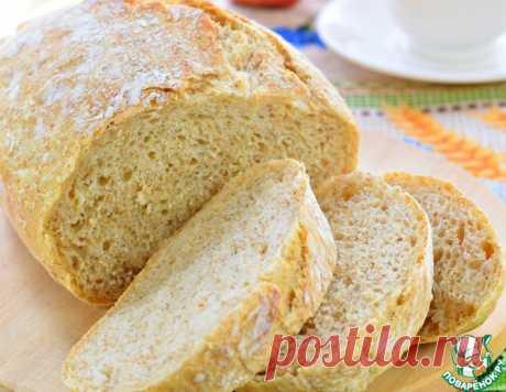 Хлеб отрубной без замеса – кулинарный рецепт