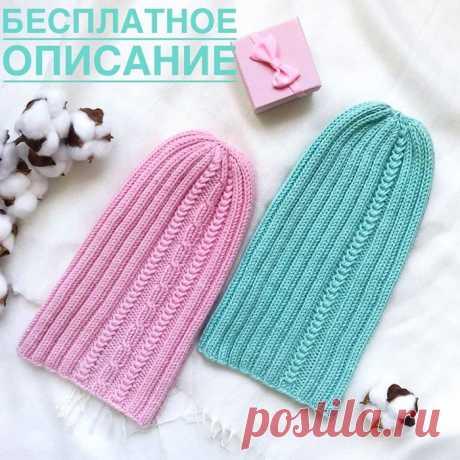 Описание шапки от tatyana_suslova_knits