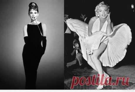 Интересные факты о самых знаменитых платьях в мире.
