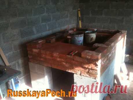 Строительство пекарни с русской печью для выпечки хлеба страница 2