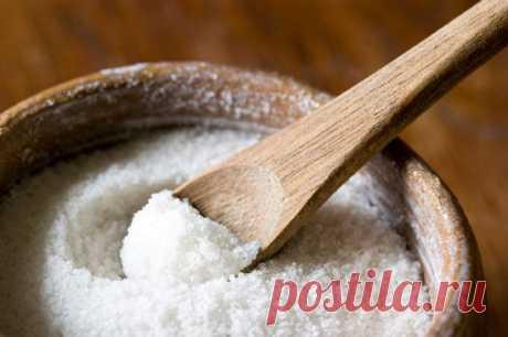 Волшебная «четверговая соль»