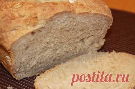 Овсяный очень вкусный хлеб : Хлеб, батоны, багеты, чиабатта