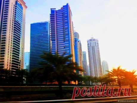 В первый раз в Дубай, отзыв от туриста julykum на Туристер.Ру