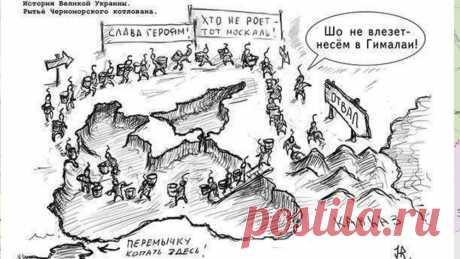 Виталий Подвицкий Мастерская Карикатуры