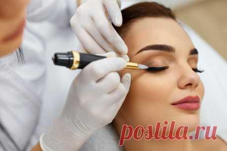 Перманентный макияж век: честно о процедуре Нарисовать стрелки: достоинства и недостатки перманентного макияжа век.