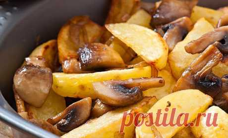 Жареная картошка: поварские хитрости, делающие ее шедевром