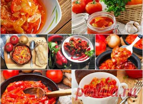 Лечо: ТОП-7 лучших рецептов консервации с фото - tochka.net