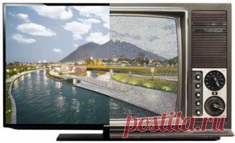 Настройка цифровых каналов через обычную телевизионную антенну - ЯПлакалъ