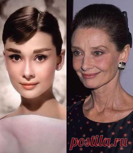 Природна краса великих актрис 😍