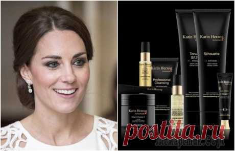8 секретов ухода за кожей, которыми поделилась Кейт Миддлтон