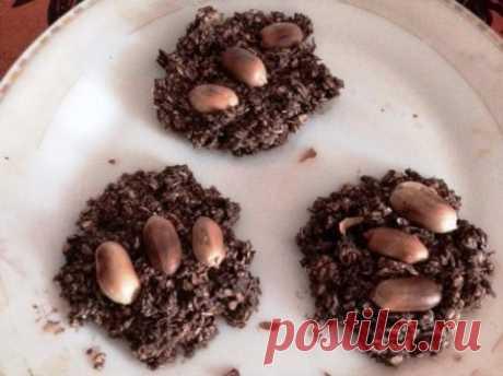 Овсяное домашнее печенье » Рецепты, салаты, закуски с фото, диеты