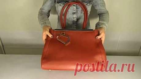 Как очистить любимую сумочку из натуральной кожи — Полезные советы