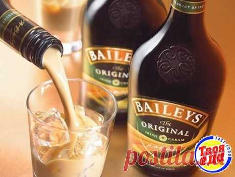 Original recipe of preparation of baileys