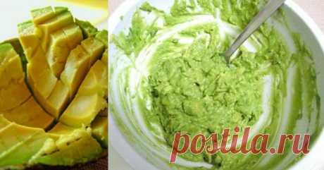 Салаты из авокадо - Копилка идей