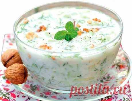 В жару: итальянский холодный суп, вдохновляющий поэтов... | DiDinfo | Яндекс Дзен