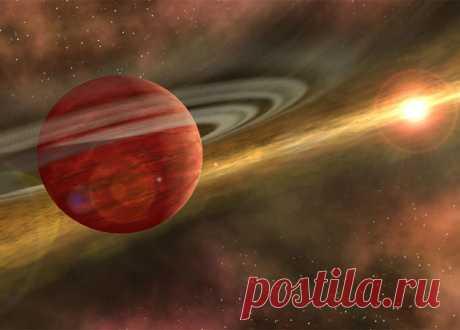 Астрономы нашли ближайший к Земле молодой газовый гигант Астрономы обнаружили молодую массивную планету, которая находится ближе кЗемле, чем любая аналогичная планета подобного возраста, известная