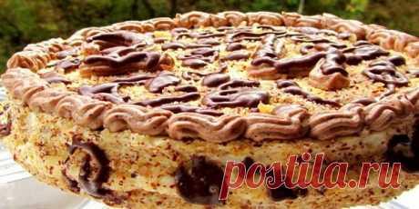 ¡La torta presente Kieviana por el GOST de la URSS la Misma torta Kieviana!