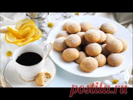 Постное Банановое Печенье 🌟 Постная выпечка к чаю 🌟 - YouTube