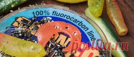 Как выбрать и как завязать флюорокарбоновую леску?
