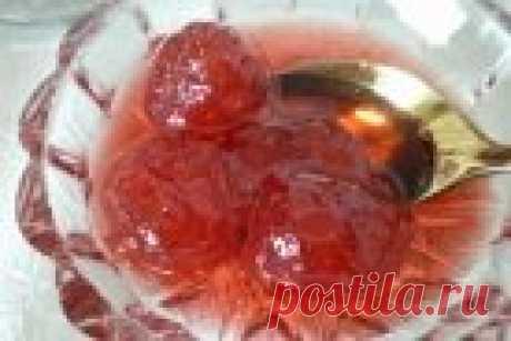 Клубничное варенье янтарное - пошаговый рецепт с фото на Повар.ру