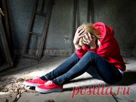 Депрессия у подростков: 10 признаков   Scrutor Insigth