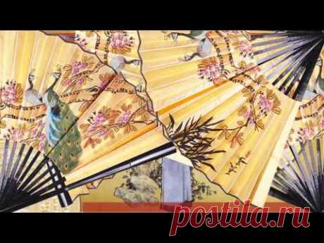 Китайская вышивка   удивительное искусство - YouTube