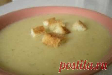 Суп-пюре из капусты - пошаговый рецепт с фото на Повар.ру