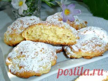Яблочное песочное печенье рецепт с фото пошагово - 1000.menu