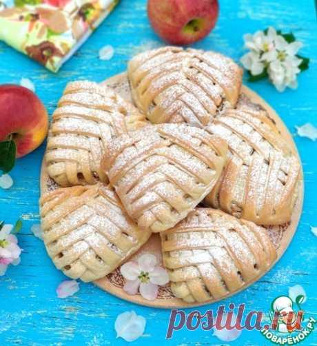 Песочные пирожные с двойной начинкой – кулинарный рецепт