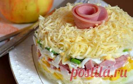 Мини — салатики (6 самых вкусных вариантов)