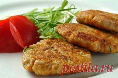 шеф-повар Одноклассники: Нежнейшие куриные рубленные котлетки.