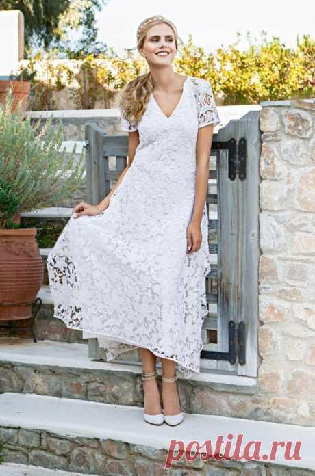 Стиль бохо - модели платьев с выкройками
