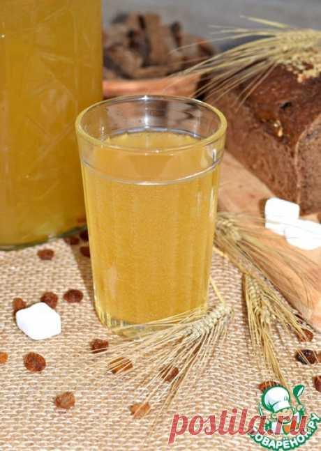 Хлебный квас и вечная квасная закваска Кулинарный рецепт
