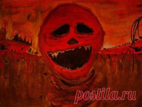 Безумие и ужас Леонида Андреева.  Повесть «Красный смех»